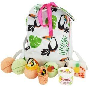 bomb cosmetics toucan