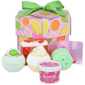 bomb cosmetics fruit basket
