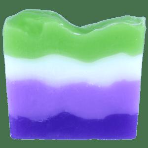 soap slice purple kiwi sweetsoap