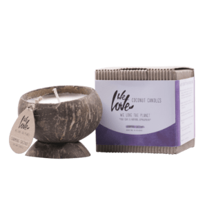 coconut candle charming chesnut