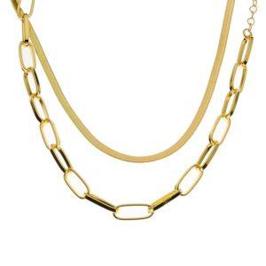 biba kettingenset golden chain
